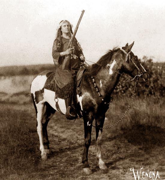 Randevú egy őslakos amerikai lány