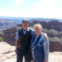 Én és a Lali a Grand Canyonban, AZ